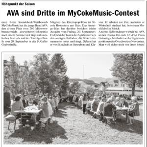 AVA Gaiserblatt 04.10.2019 Pressearchiv