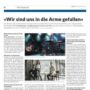 AVA Liewo 06.10.2019 Pressearchiv