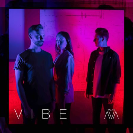 WE ARE AVA - VIBE (Cover-web)