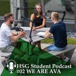 21.08 HSG Student Podcast